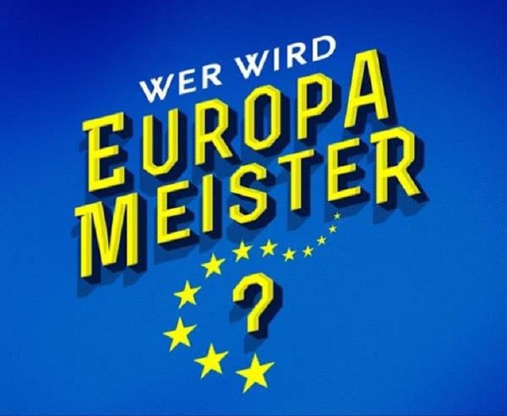 Wer wird Europameister